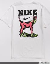 Nike Crew Neck Crew Neck Pullovers Street Style Plain Other Animal Patterns 5