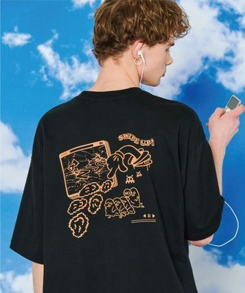 COMPAGNO T-Shirts Street Style T-Shirts 2