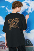 COMPAGNO T-Shirts Street Style T-Shirts 4