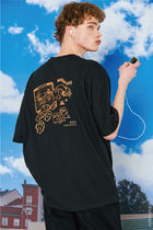COMPAGNO T-Shirts Street Style T-Shirts 7