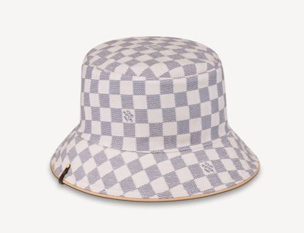Louis Vuitton DAMIER AZUR Exclusive Online Pre-Launch - Damier Azur Bob Hat