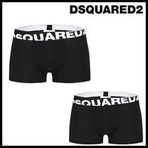 D SQUARED2 Street Style Logo Boxer Briefs
