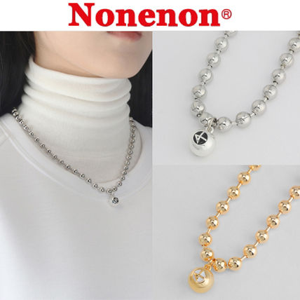 Unisex Street Style Necklaces & Chokers