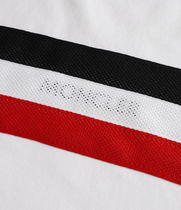 MONCLER More T-Shirts Street Style Cotton Short Sleeves Logo T-Shirts 4