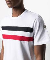 MONCLER More T-Shirts Street Style Cotton Short Sleeves Logo T-Shirts 9
