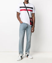 MONCLER More T-Shirts Street Style Cotton Short Sleeves Logo T-Shirts 10