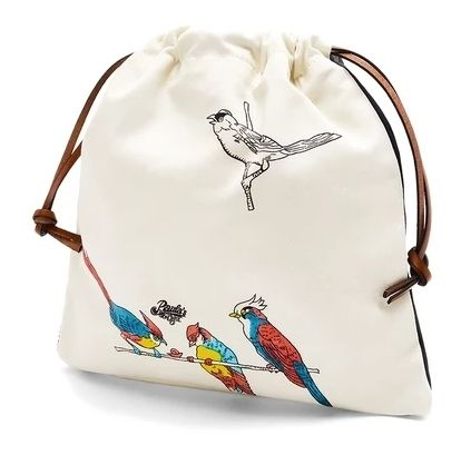 LOEWE Casual Style Other Animal Patterns Purses Logo Bucket Bags