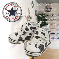 CONVERSE ALL STAR Unisex Baby Girl Shoes