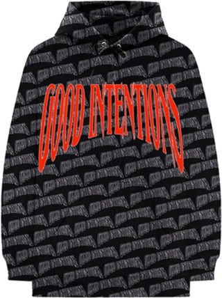 VLONE Pullovers Street Style Collaboration Long Sleeves Logo