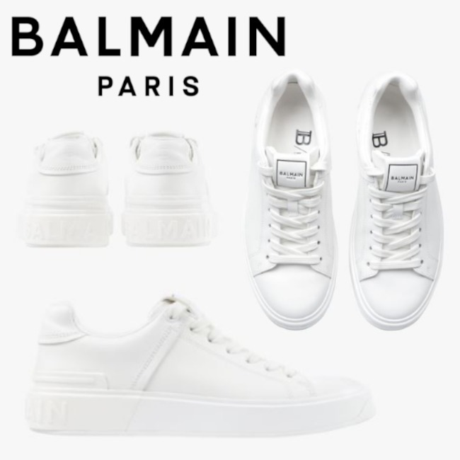 shop balmain shoes