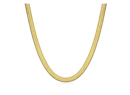Fallon Costume Jewelry Casual Style Chain Party Style Brass