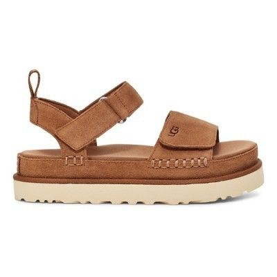 UGG Australia Rubber Sole Casual Style Studded Street Style Leather