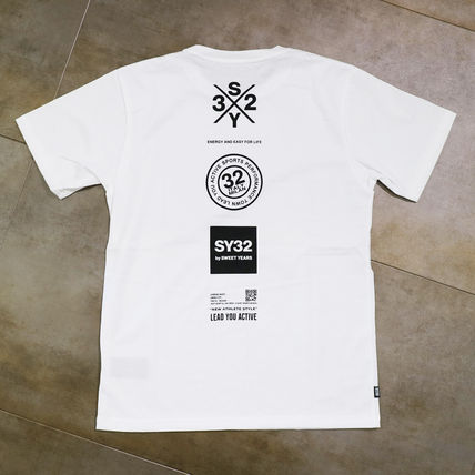 SWEET YEARS More T-Shirts Unisex Street Style Short Sleeves T-Shirts 2