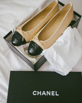 CHANEL TIMELESS CLASSICS Ballet Shoes