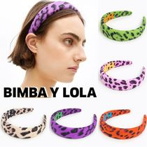 bimba & lola Casual Style Street Style Neon Color Hair Accessories