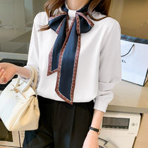 Long Sleeves Party Style Elegant Style Shirts & Blouses