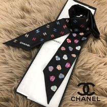 CHANEL Casual Style Party Style Elegant Style Formal Style