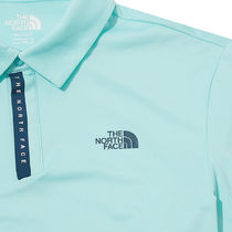 THE NORTH FACE Polos Street Style Short Sleeves Logo Outdoor Polos 11