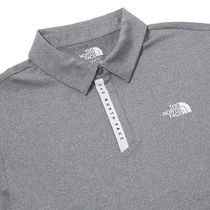 THE NORTH FACE Polos Street Style Short Sleeves Logo Outdoor Polos 16