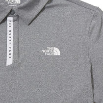 THE NORTH FACE Polos Street Style Short Sleeves Logo Outdoor Polos 17