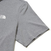 THE NORTH FACE Polos Street Style Short Sleeves Logo Outdoor Polos 18