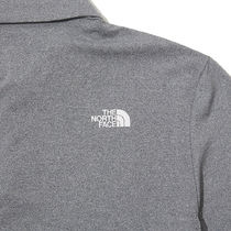 THE NORTH FACE Polos Street Style Short Sleeves Logo Outdoor Polos 19