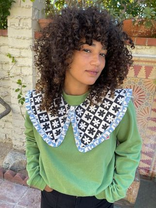 Lisa Says Gah Other Plaid Patterns Flower Patterns Casual Style Denim