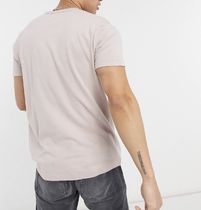 Abercrombie & Fitch More T-Shirts Street Style Plain Cotton Short Sleeves Long Sleeve T-shirt 7