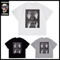 STOCKHOLM SYNDROME Street Style T-Shirts