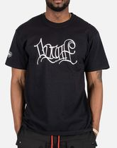 HUF More T-Shirts Unisex Street Style Collaboration Cotton Logo Skater Style 9