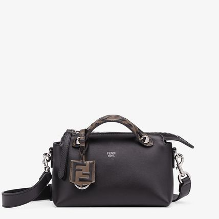 FENDI BY THE WAY Casual Style Street Style 2WAY Plain Party Style