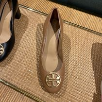 Tory Burch Casual Style Plain Leather Office Style Elegant Style