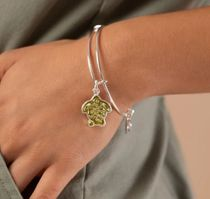Alex and Ani Bangles Casual Style Party Style Silver Elegant Style
