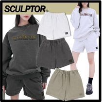 SCULPTOR Casual Style Street Style Shorts