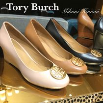 Tory Burch Casual Style Plain Party Style Office Style Elegant Style