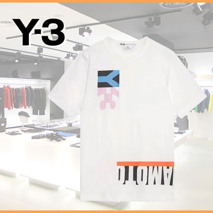 Y-3 More T-Shirts Designers T-Shirts