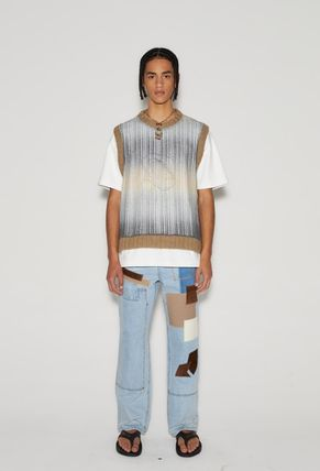 ANDERSSON BELL Unisex Street Style Vests & Gillets