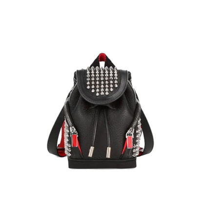 Christian Louboutin M Strap Sneakers Sole Keyring