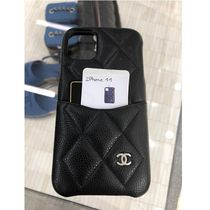 CHANEL iPhone 11 Tech Accessories