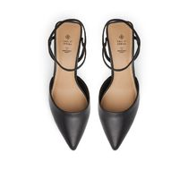 Call It Spring Pointed Toe Casual Style Faux Fur Plain Pin Heels Party Style 8