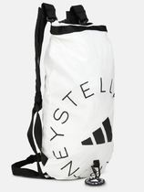 adidas by Stella McCartney Casual Style Street Style Collaboration Logo Backpacks