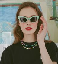 VINTAGE HOLLYWOOD Unisex Studded Street Style With Jewels Necklaces & Chokers