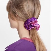 Louis Vuitton Scrunchy Casual Style Office Style Elegant Style