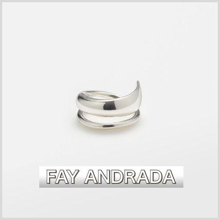FAY ANDRADA Rings Casual Style Elegant Style Rings