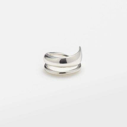 FAY ANDRADA Rings Casual Style Elegant Style Rings 3
