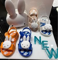 Melissa Unisex Collaboration Strap Sandals Baby Girl Shoes