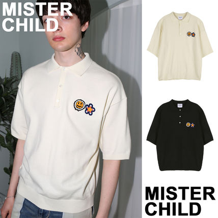 MISTER CHILD Sweaters Unisex Street Style Sweaters