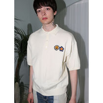 MISTER CHILD Sweaters Unisex Street Style Sweaters 12