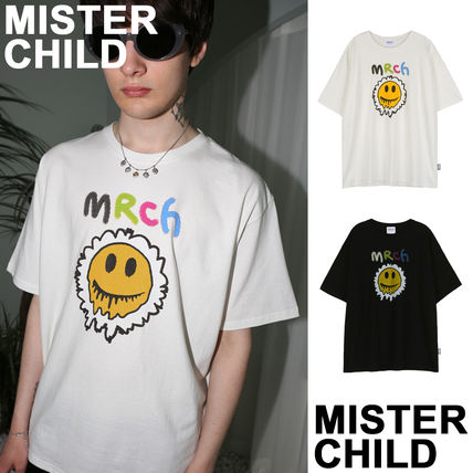 MISTER CHILD More T-Shirts Unisex Street Style T-Shirts