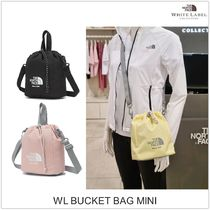 THE NORTH FACE WHITE LABEL Casual Style Unisex Logo Backpacks